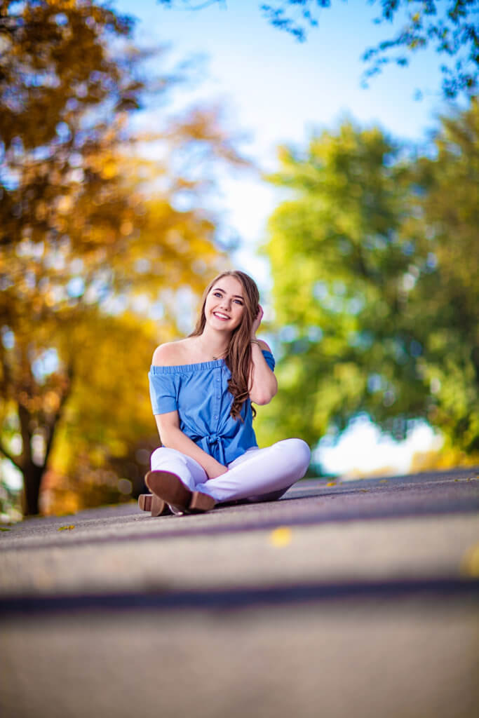 Omaha Senior Portraits